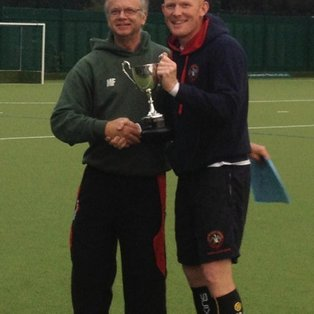 Marlow Win Buckinghamshire Mens County Cup for the first time in over a decade.