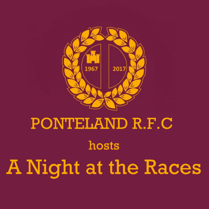 Ponteland RFC hosts A Night at the Races
