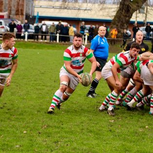 Northwich take hard fought match with 12-3 home win