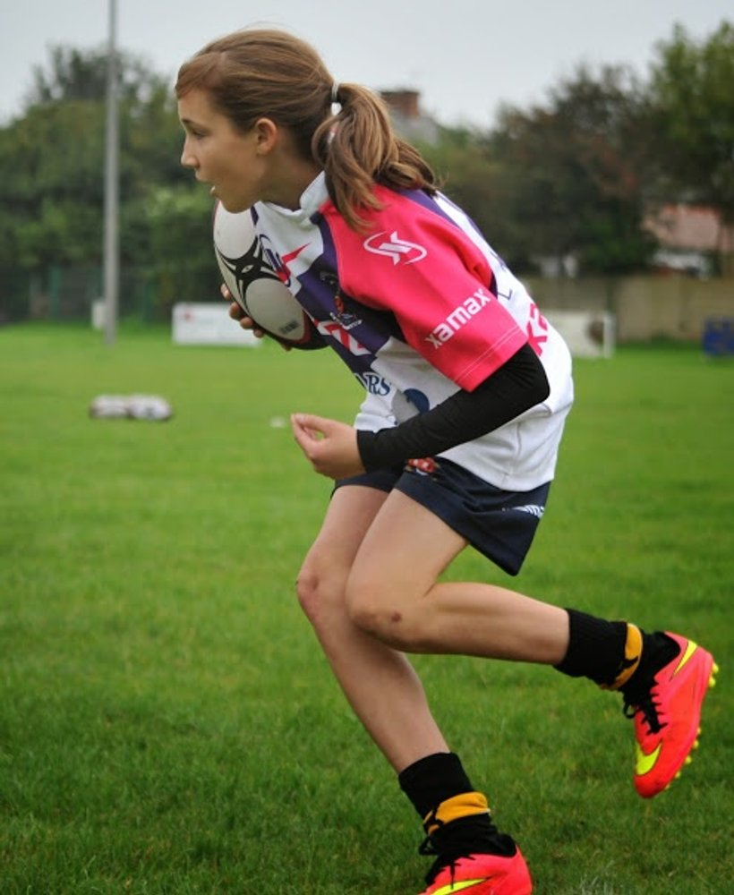 Car Boot Kilmarnock Rugby Club: U15 Girls Success At North Of England Trials