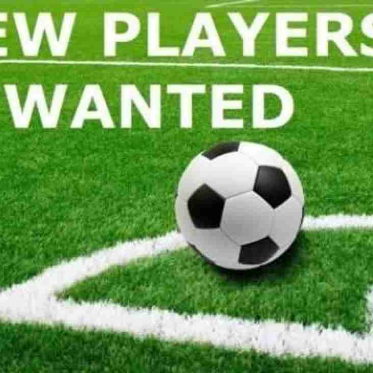 Metrogas U18 - Players Wanted