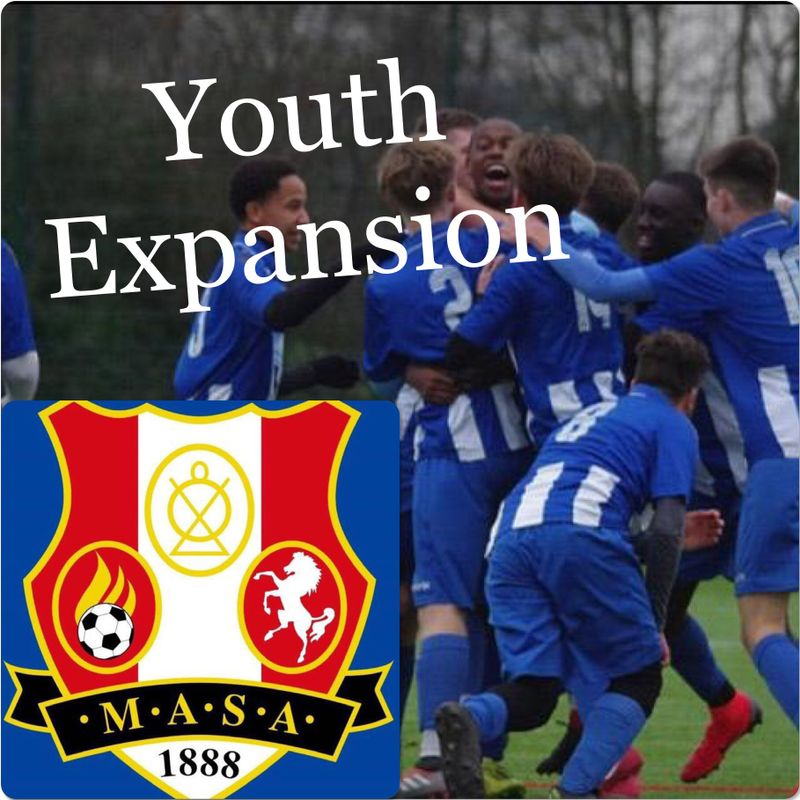 Youth Section Expansion 2019/20