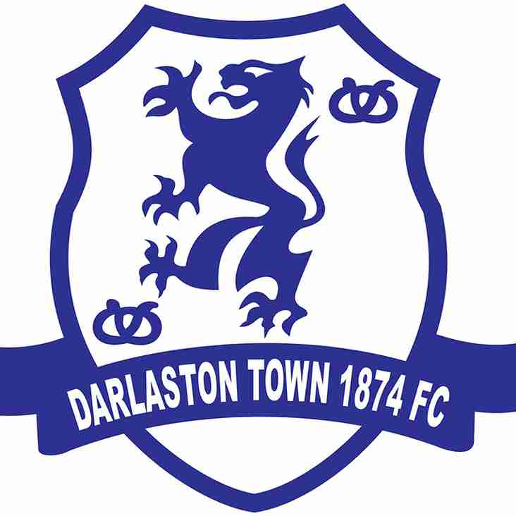 Darlaston Press Statement following their promotion in the WMRL
