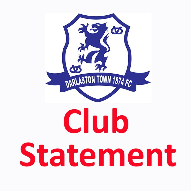 CLUB STATEMENT concerning the Worcester Raiders home game on Saturday 13th April<