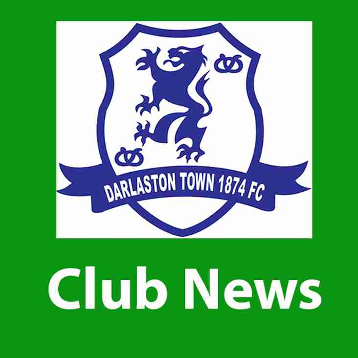 Can you give Darlaston Town three hours help on a Saturday Morning