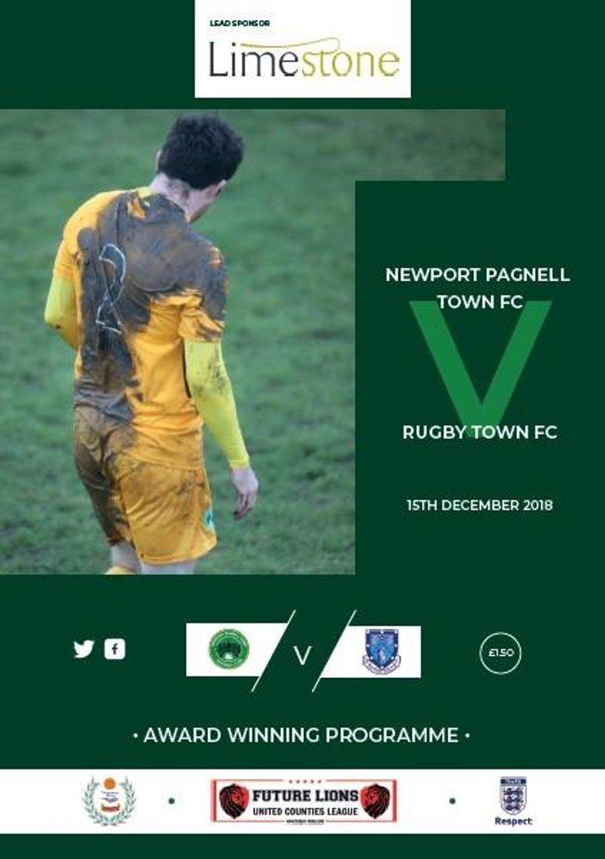 Swans vs Rugby Town - Sat 15th Dec - KO 3pm - News - Newport
