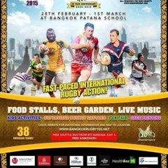 XV Gaulois - Bangkok International Tens 2015