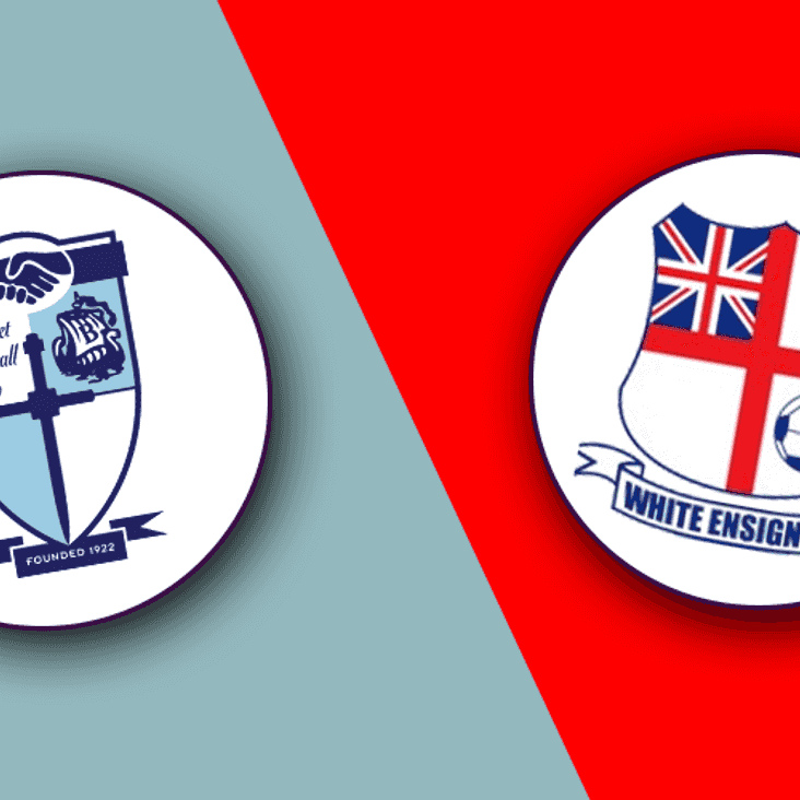 Benfleet Host White Ensign On Saturday