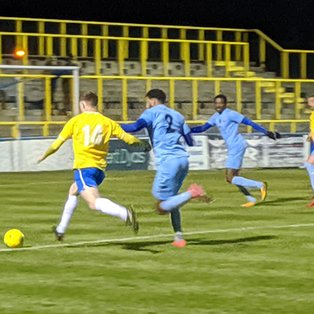 Canvey Island 3-2 Brentwood Town