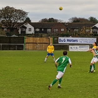 Great Wakering Rovers 1-1 Canvey Island