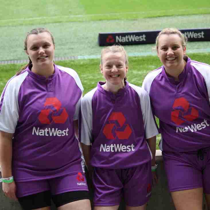 NatWest RugbyForce Invitational - Sunday 9th June 2019