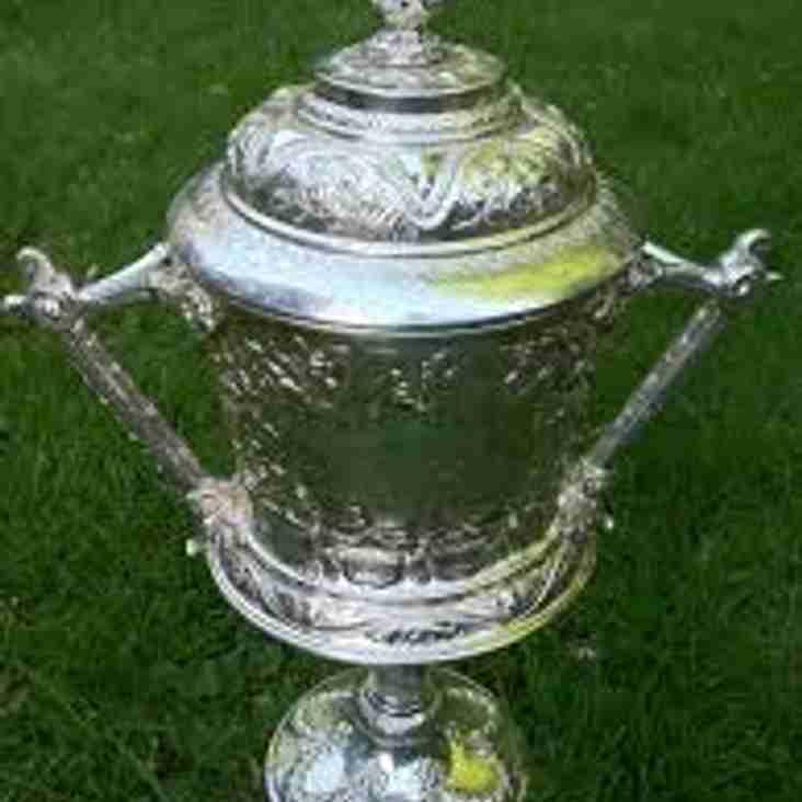 Cheshire Cup vs Macclesfield this Saturday 2pm ko