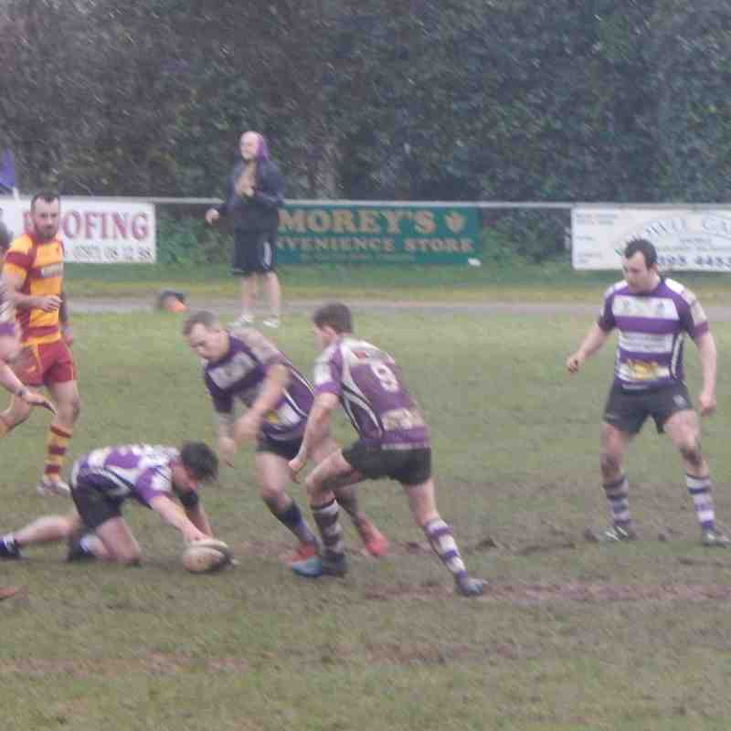 2nd XV v Okehampton 2nd XV, 16 Feb 19