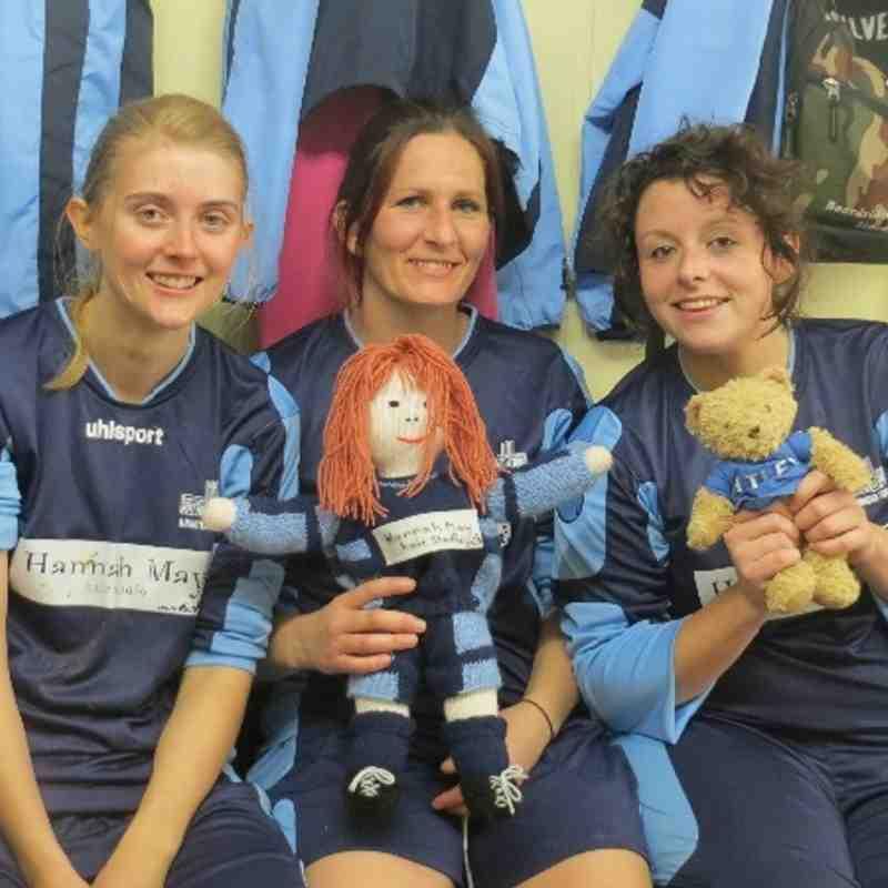 Ilminster Town Ladies Vs Portishead Ladies