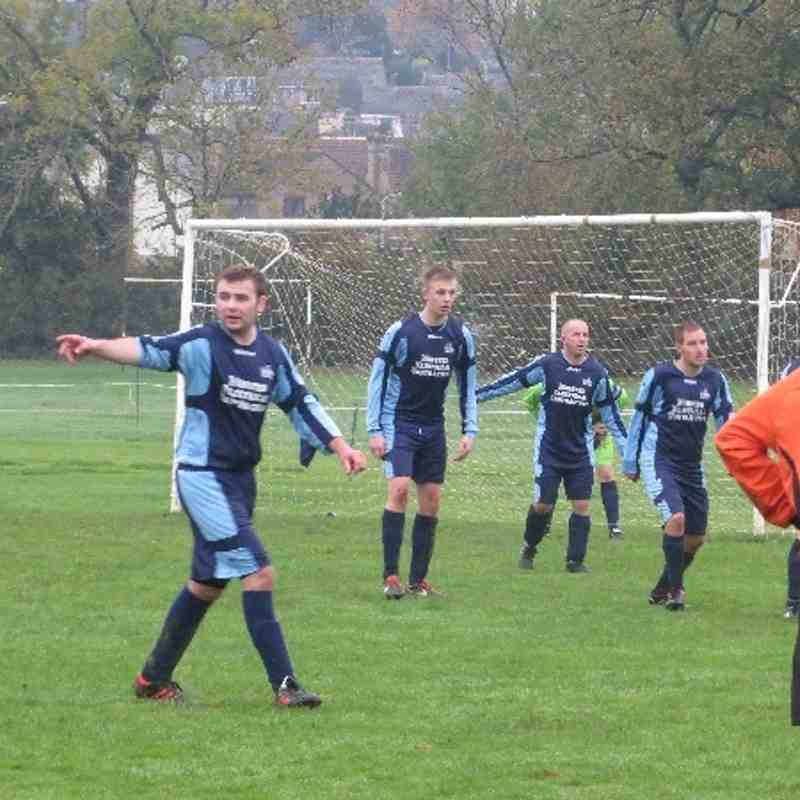 Ilminster Town Colts Vs Thorncombe Fc (16-11-13)