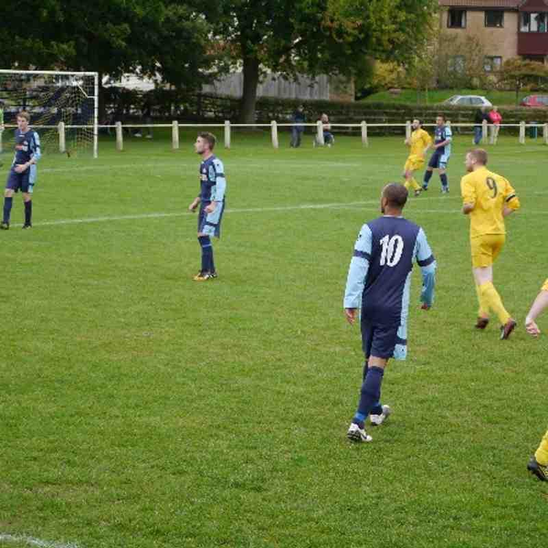 Ilminster Town 1st Team Vs Odd Down (30-08-14)
