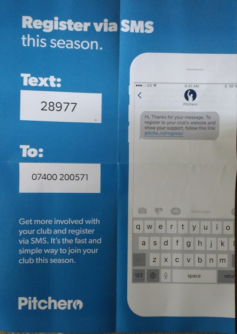 MHC are using SMS to register their membership - News