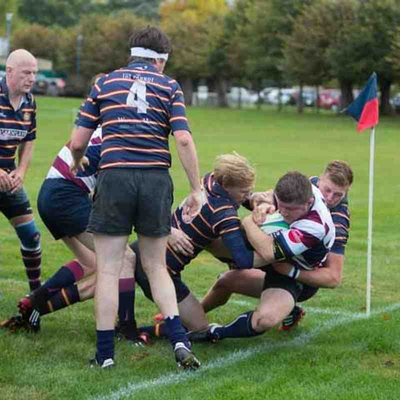 Old Rugby Team
