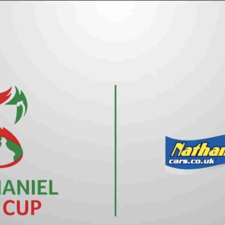 Nathaniel MG Cup - Denbigh to play Prestatyn Town at home