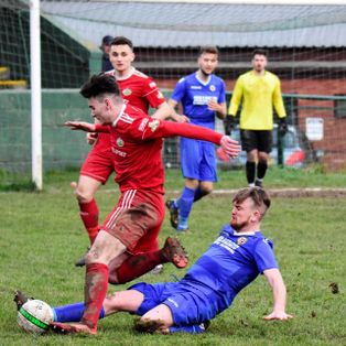Town lose out in close game