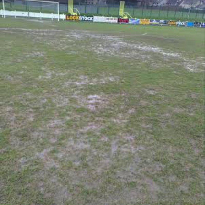 Match OFF - Denbigh Town FC v Holywell Town FC