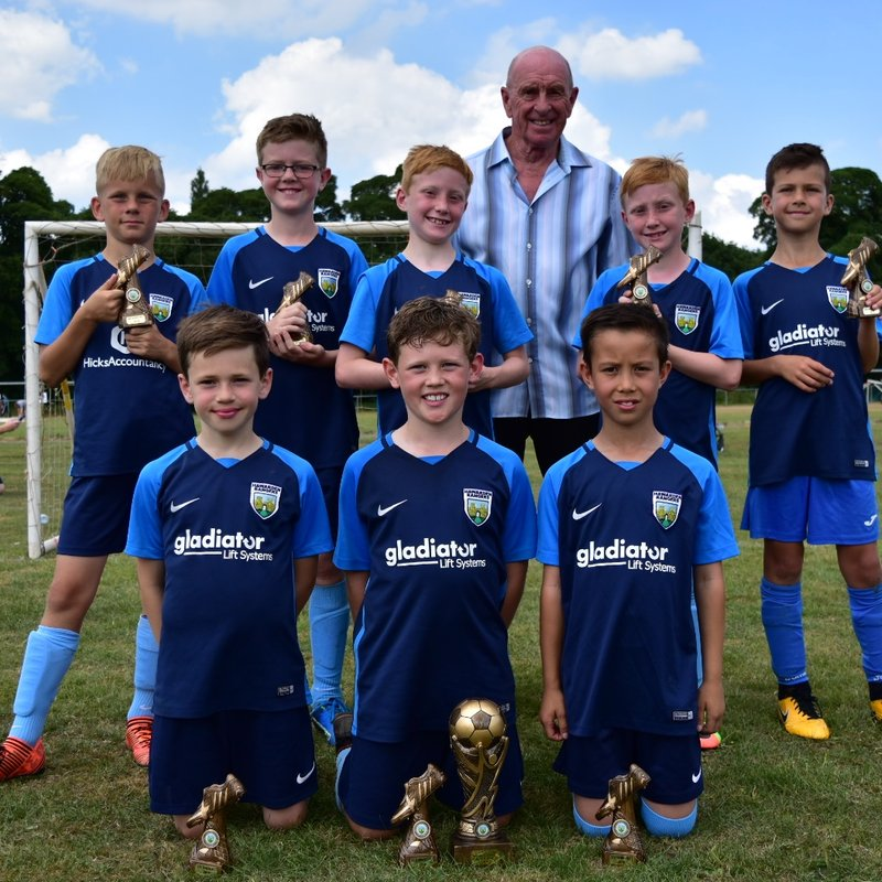 HAWARDEN RANGERS ANNUAL TOURNAMENT AND FESTIVAL