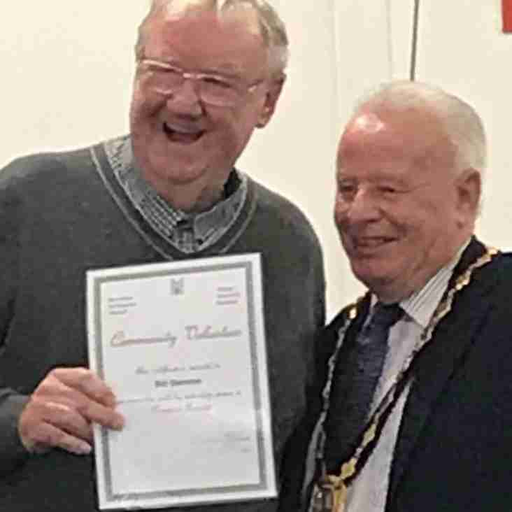 Community Volunteer Awards - WINNERS announced