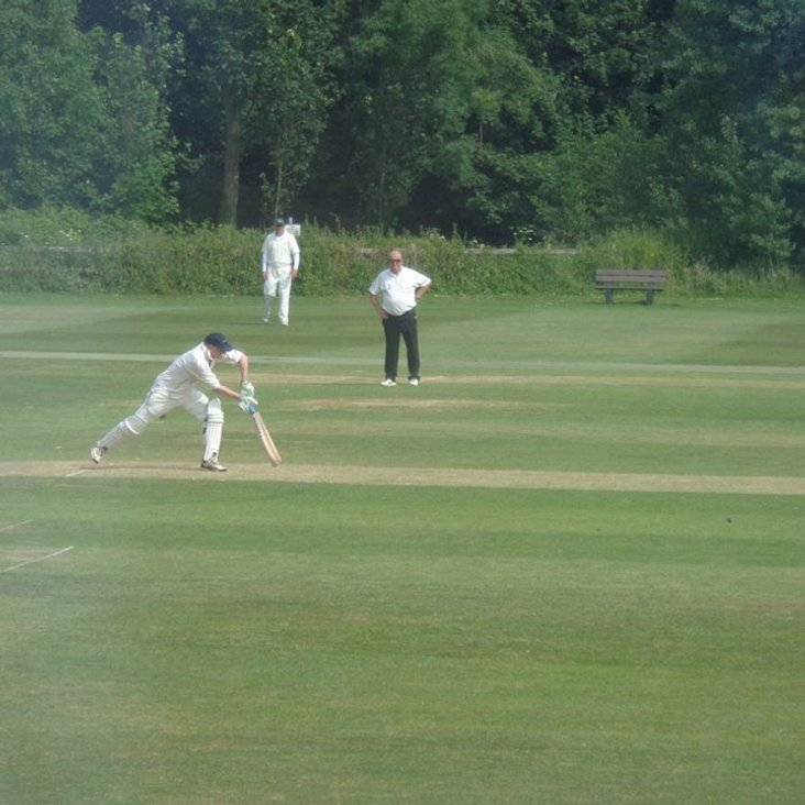 Northamptonshire Over 50&#039;s V Leicestershire Over 50&#039;s At Geddington CC Match Report:<