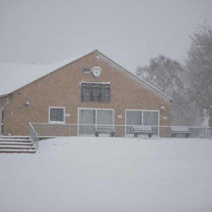 Geddington Cricket Club Christmas Message<