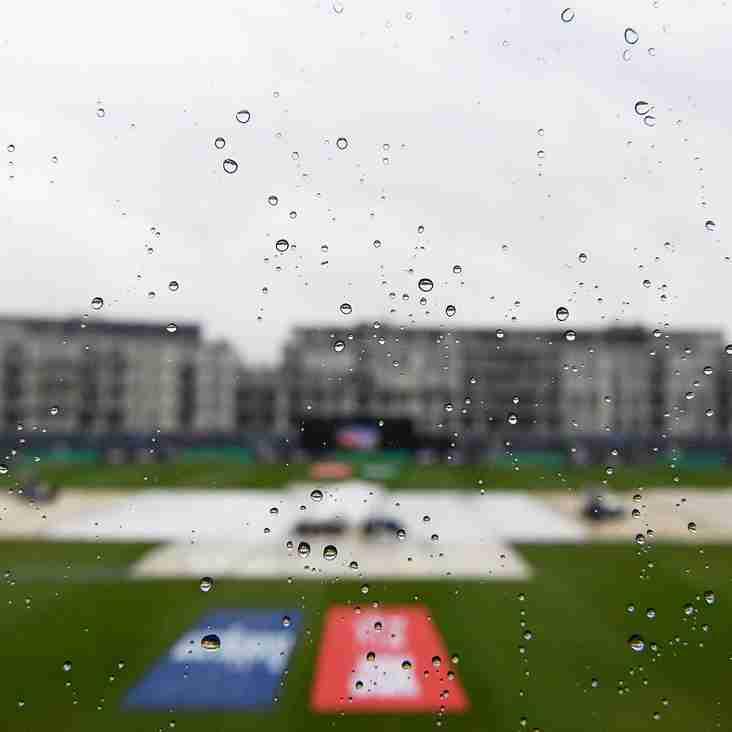 Geddington Cricket Club 2nd XI, 3rd XI & 4th XI Saturday 8th June 2019 Matches Cancelled:
