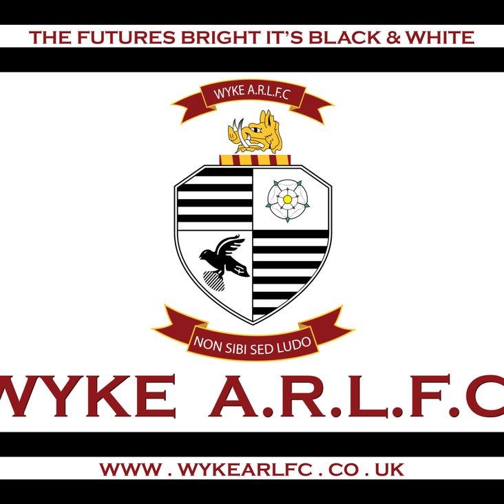Big Weekend for Wyke A.R.L.F.C. Open Age<