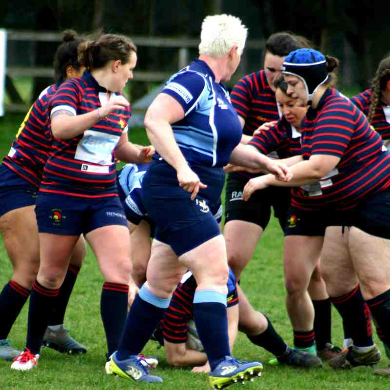 Ladies v Supermarine 31st March 2019