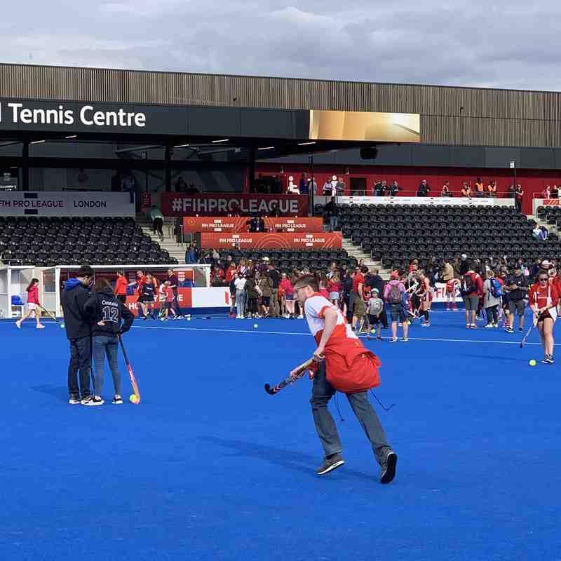 GB v Australia 09 06 2019 @Lee Valley Hockey and Tennis