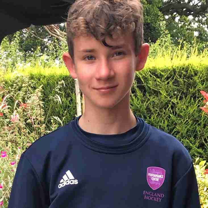 Goalkeeper Harry Lloyd-Brown Selected for England Hockey U17's Manchester Performance Centre