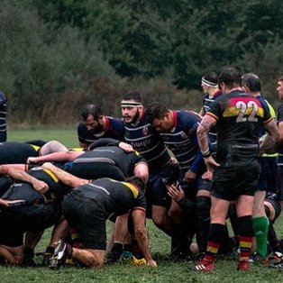 Hurricanes weather the storm and Eastleigh RFC