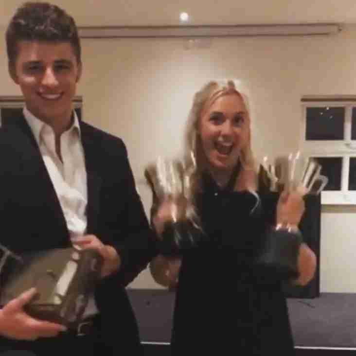 Sandown & Shanklin RFC - Awards Night