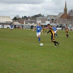 Darvel 1-4 Auchinleck Talbot
