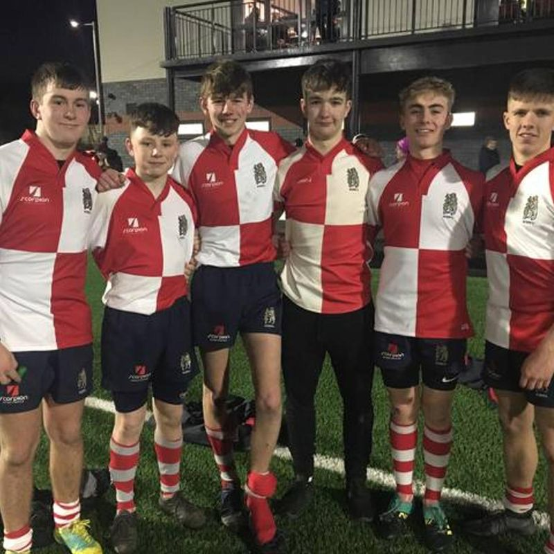 Well done to our U16's Players in Warwickshire team