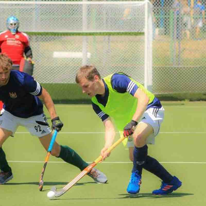 EuroHockey Club Challenge 2017 Ukraine