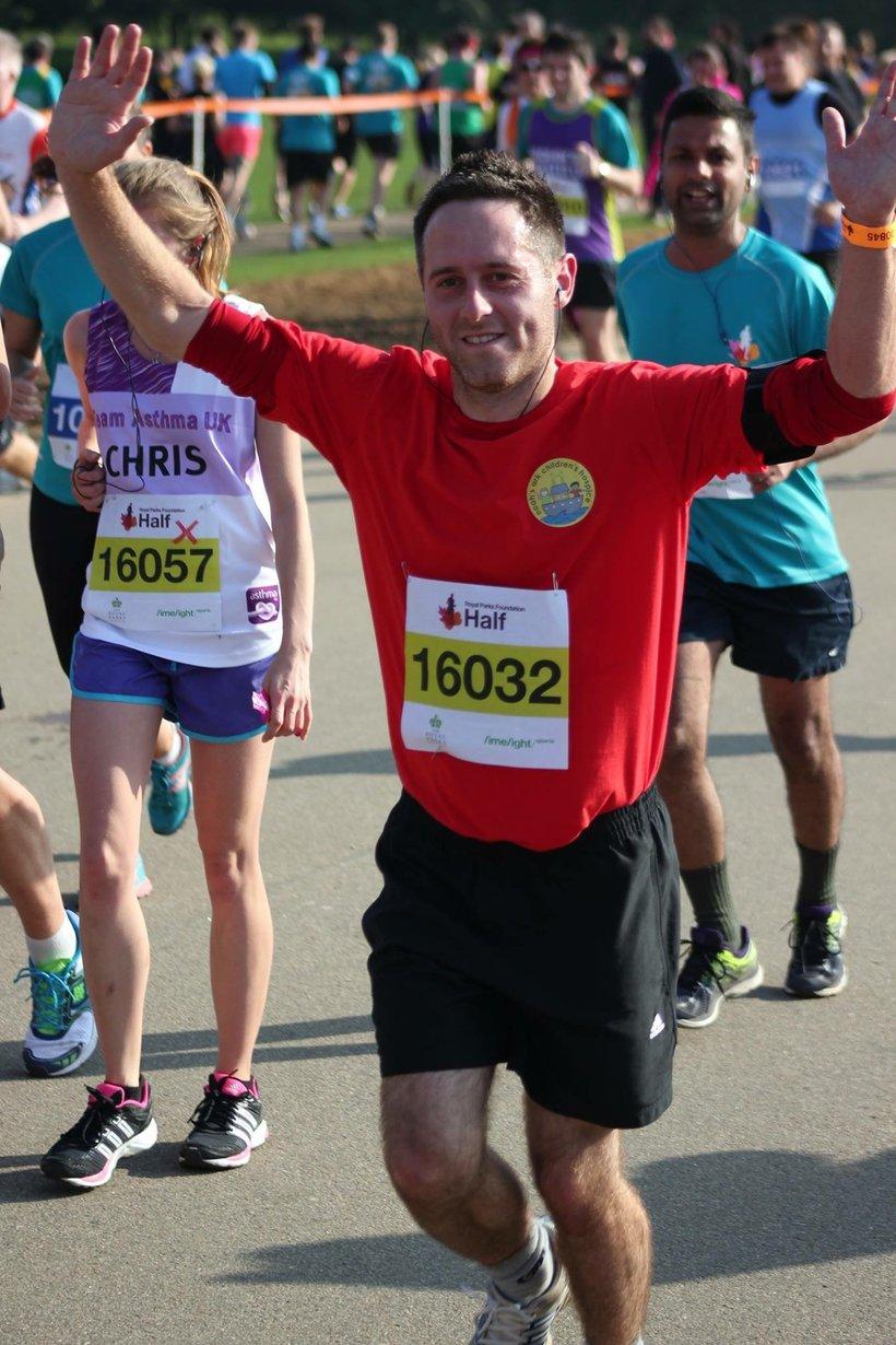 Royal Parks Half Marathon - News - Mill Hill Village Cricket