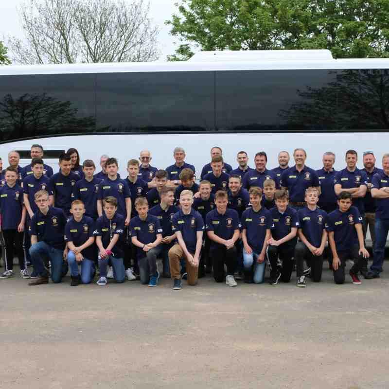 U14s Old Leamingtonians West London Tour 2017