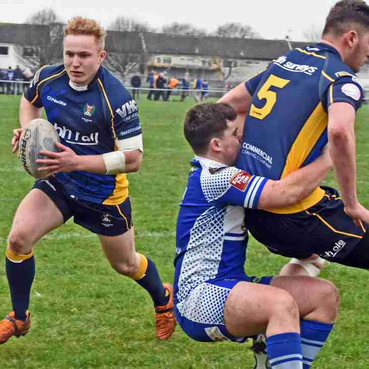 Trials for 'State of Yorigin' and French tour, while York Acorn up play-off push