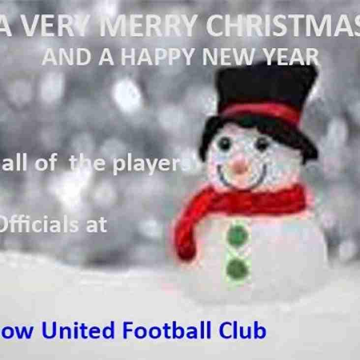 Chairman's View - Wraysbury - 2 Marlow United - 6