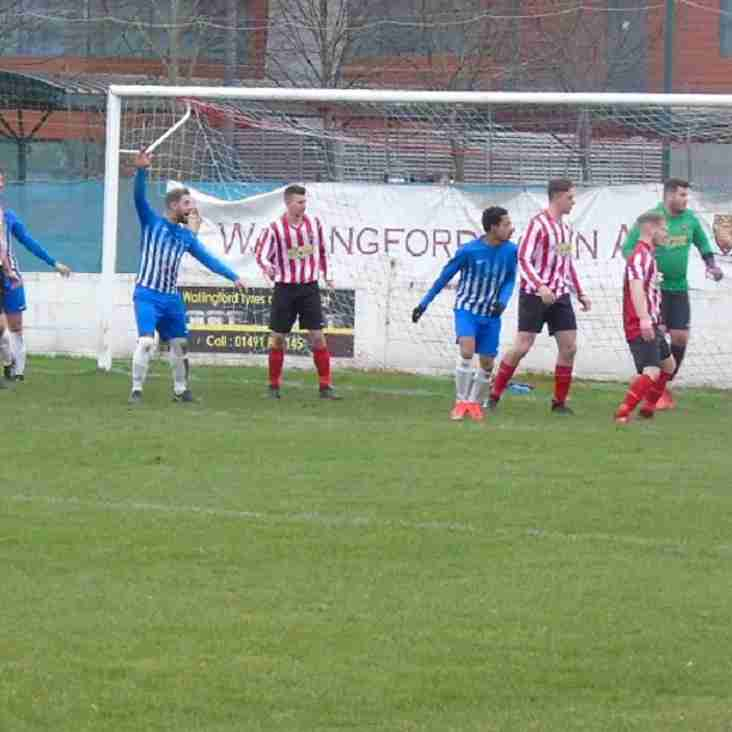 Chairman's View - Wallingford Town 2 Marlow United 3
