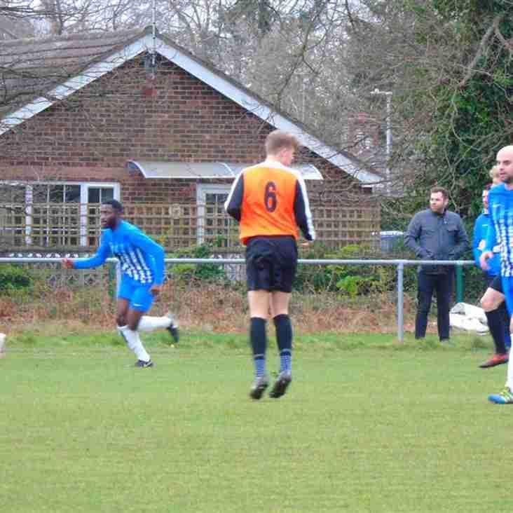 Chairman's View - Wokingham & Emmbrook 1 Marlow United 3