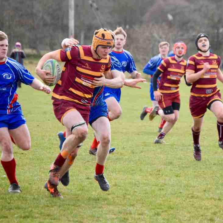 190324 Weekend Review - End of the season for Ellon FIrst XV