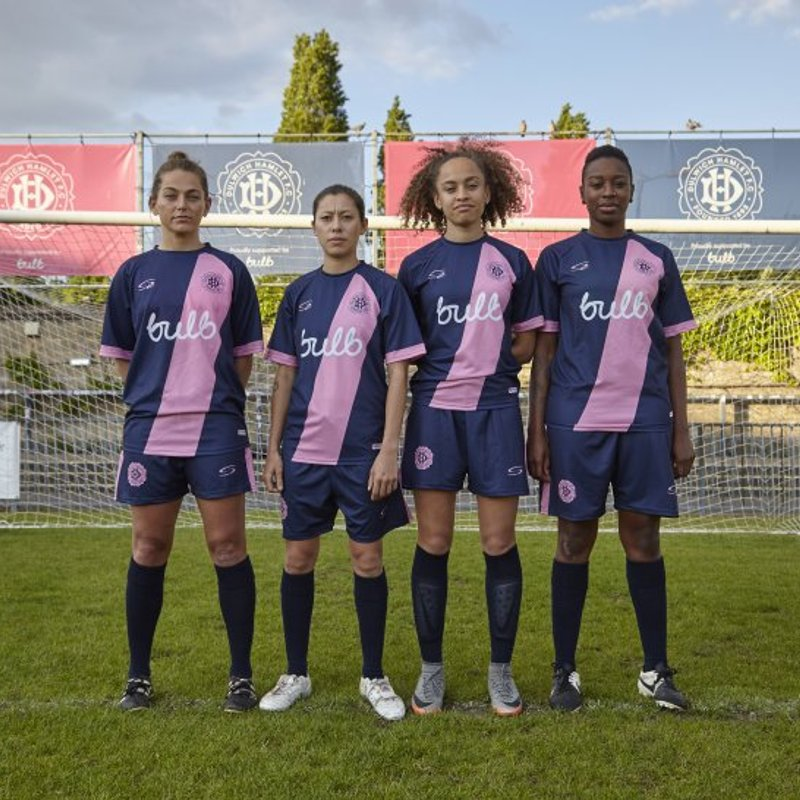 Dulwich Hamlet Women To Play Inaugural Match This Sunday