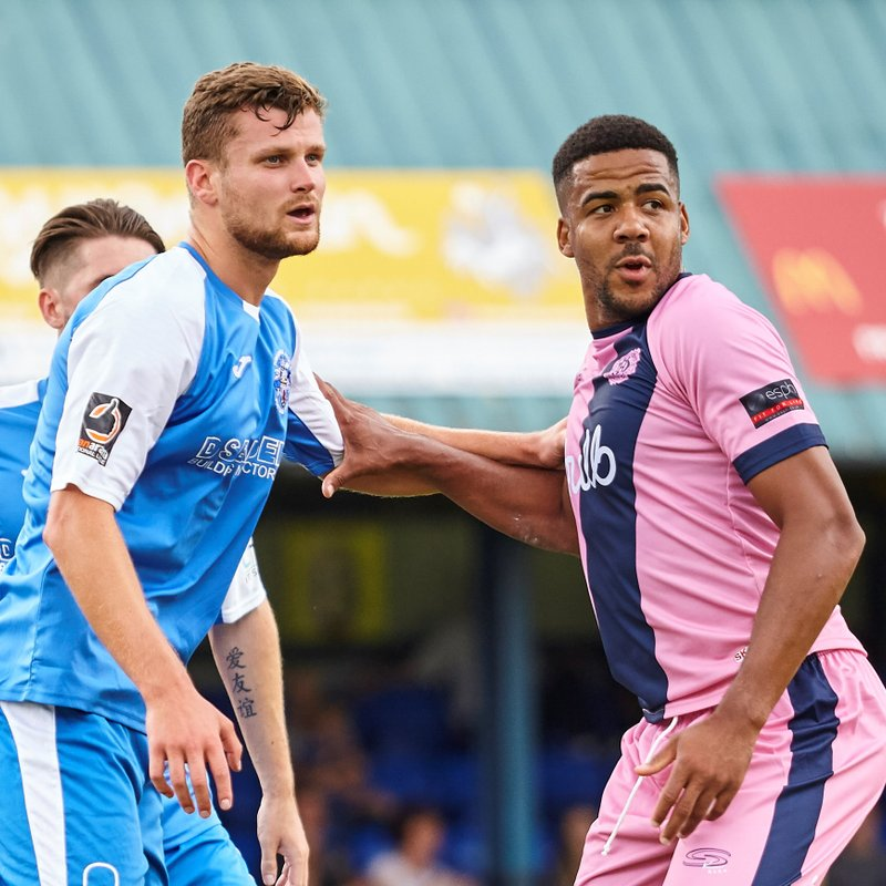 Christian Smith on his new life at Dulwich Hamlet