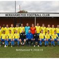 Marlow vs. Berkhamsted FC (The Comrades)