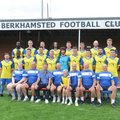 Berkhamsted FC (The Comrades) vs. Hitchin Town
